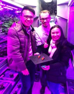 Urban Crop Solutions appoints a commercial representative for the Asian market